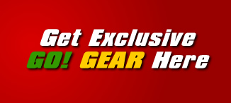 GO! GEAR is coming soon!